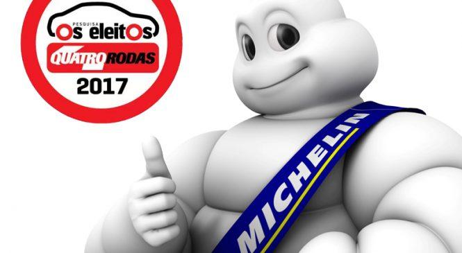 Michelin lidera pesquisa de segmento quatro rodas