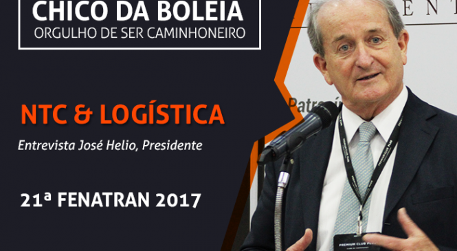 [VÍDEO] NTC & Logística NA 21ª FENATRAN 2017