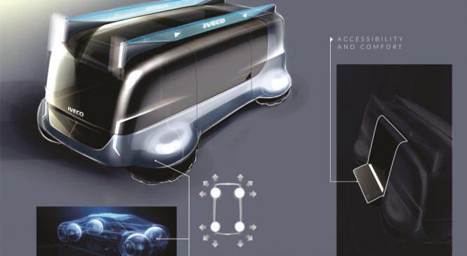 """""""Ônibus do futuro"""" ganha forma durante o IVECO Bus Experience"""