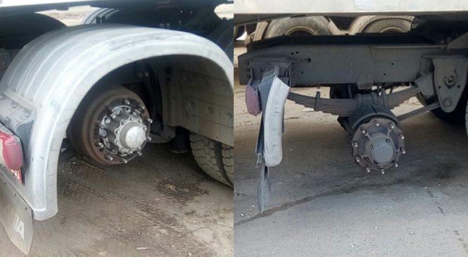 Mais caminhoneiros de Concórdia vítimas de roubo no RJ