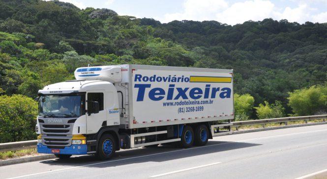Rodoviário Teixeira abre vagas para motorista de caminhão truck em SP
