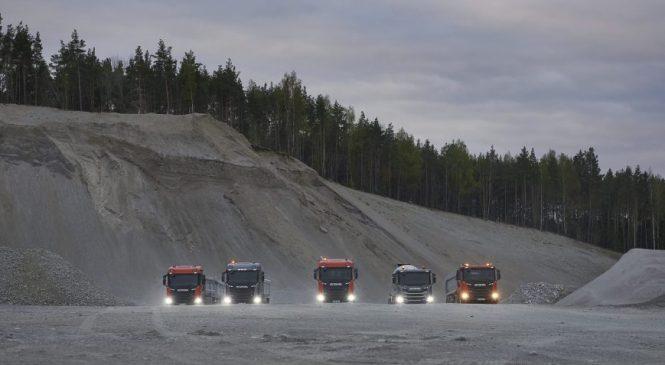 Venda de caminhões supera o acumulado do ano passado