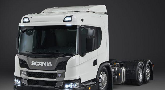 Scania lança nova geração de caminhões urbanos