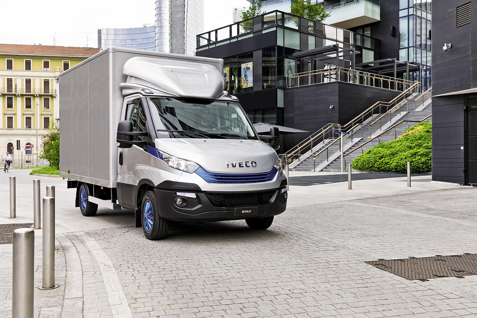 "IVECO Daily Blue Power ganha título de ""International Van of the Year 2018"""