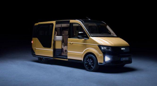 VW lança van 100% elétrica para compartilhamento na Alemanha
