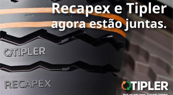 Recapex e Tipler agora estão juntas