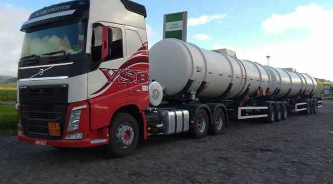 VSB Transportes contrata motoristas carreteiros no Espírito Santo