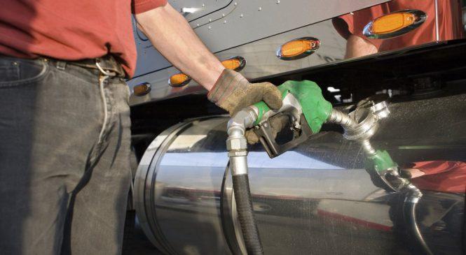 Câmara dos deputados aprova isenção de impostos do combustível para caminhoneiros