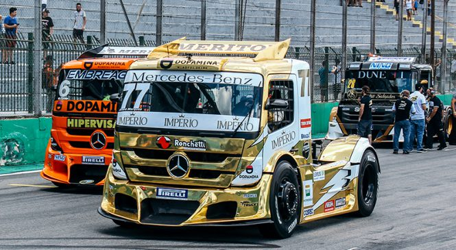 Império Truck Racing planeja ampliar time para a segunda temporada da Copa Truck