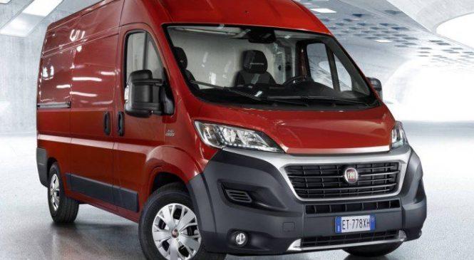 Fiat confirma nova geração do Ducato para 2018
