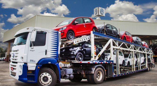 Volkswagen mantém cegonheiros de S.Bernardo