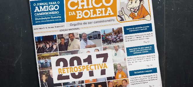 71ª / 72ª Edição Nacional – Jornal Chico da Boleia