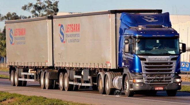 Letsara Transportes e Logística divulga vagas para motorista 9 eixos no RS