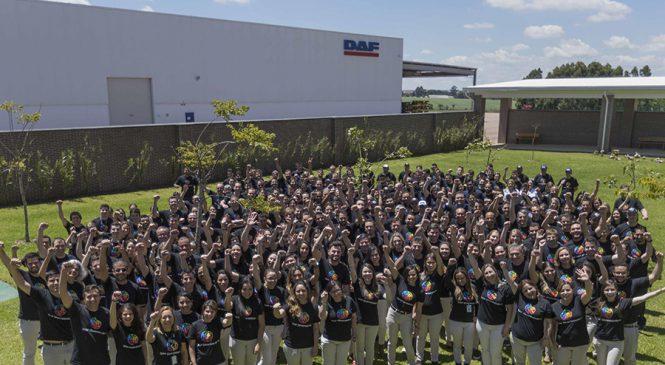 DAF Caminhões Brasil implanta Programa de Diversidade