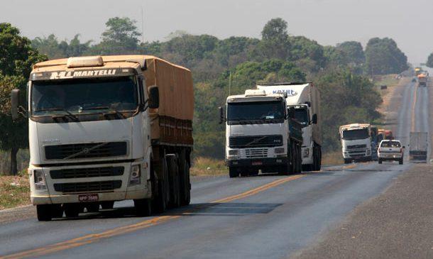 BR-163: obras interditam trecho da rodovia em Mato Grosso até sexta-feira