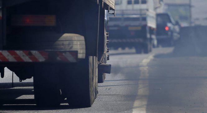 Projeto quer proibir a circulação de veículo a diesel em SP