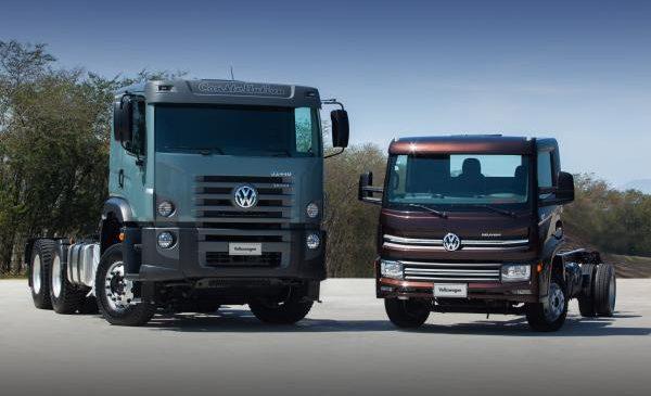 Caminhões VW Delivery e Constellation são os mais vendidos do mercado brasileiro