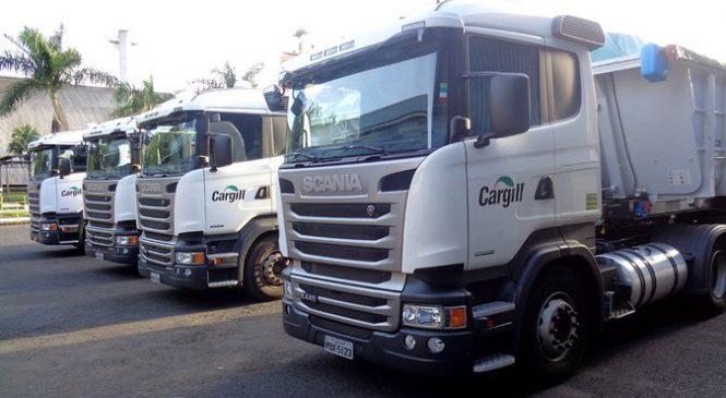 Cargill Transportes realiza cadastro de motoristas