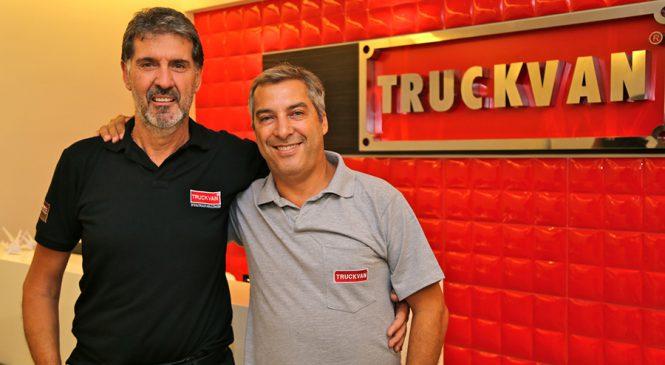 Truckvan amplia sua área de atuação e cresce 44% em 2017