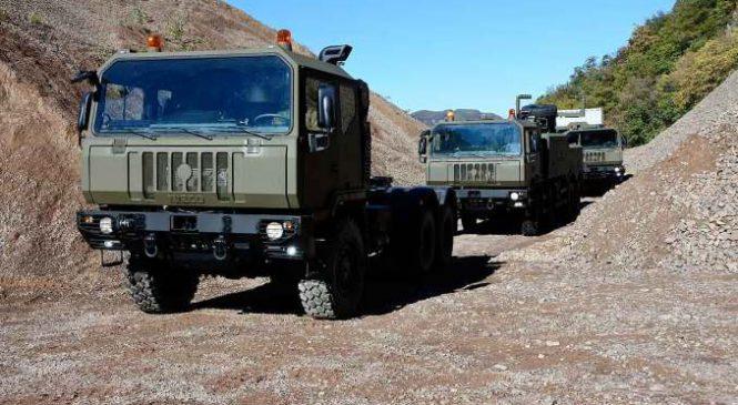 Iveco vende novos veículos de defesa para Alemanha e Romênia