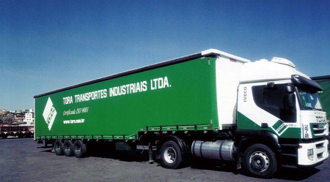 Transportadora Tora divulga contratação imediata para motorista carreteiro em MG