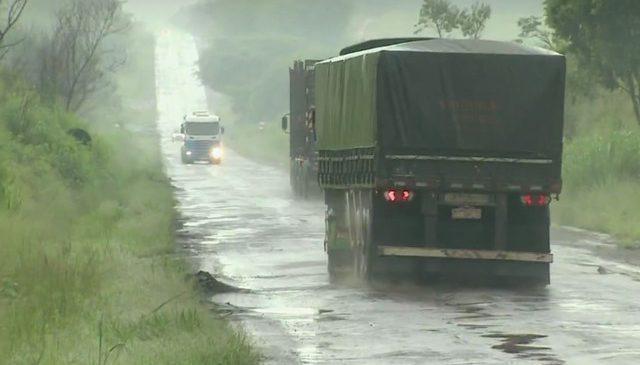 Motoristas reclamam de buracos e má condição de estradas na região de Piracicaba
