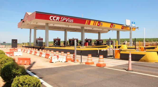 Mais de 581 mil veículos trafegaram pelas rodovias da CCR SPVias