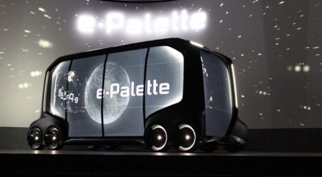 Toyota lança ecossistema de mobilidade e minivan elétrica e autônoma