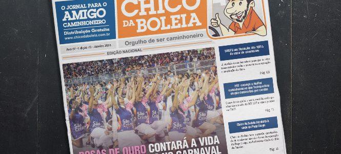73ª Edição Nacional – Jornal Chico da Boleia
