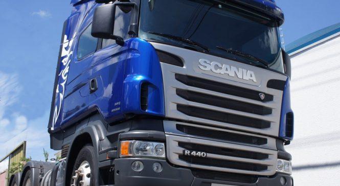 Os cinco caminhões mais vendidos em 2017