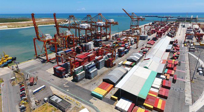 Investimentos em pátios de caminhões ultrapassam os R$ 67 milhões em Suape
