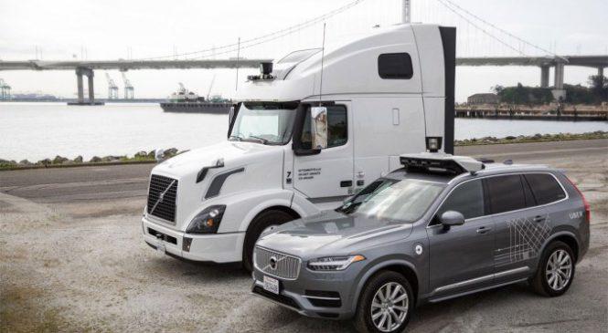 Uber escolhe tecnologia Nvidia para impulsionar suas frotas autônomas