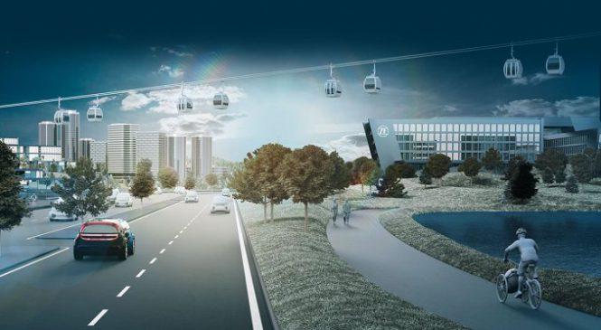Demanda por eletromobilidade leva ZF a construir novas plantas para produção de componentes