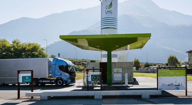 Iveco revela estudo que propõe substituir diesel por GNV em caminhões