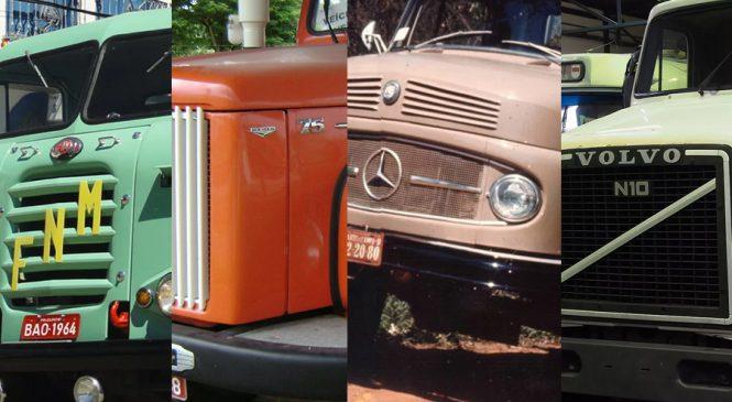 Qual o maior caminhão clássico das estradas brasileiras?