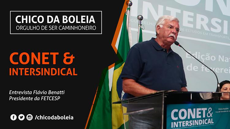 [VÍDEO] CONET&Intersindical – Natal/RN 2018 – Flávio Benatti – Presidente da FETCESP