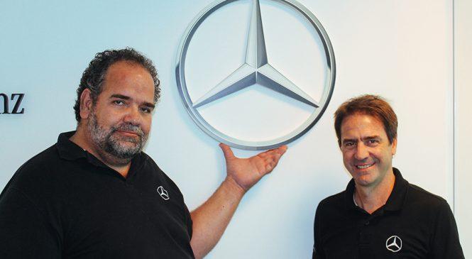 [VÍDEO] Entrevista com Diego Marin do Banco Mercedes-Benz