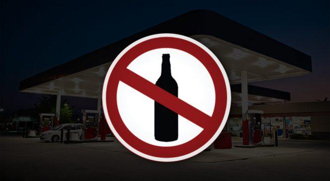 Projeto proíbe venda de bebidas alcoólicas em postos de combustíveis