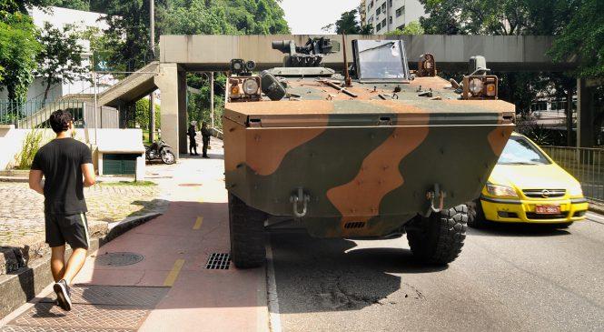 TRC apoia intervenção federal na segurança pública no Rio de Janeiro