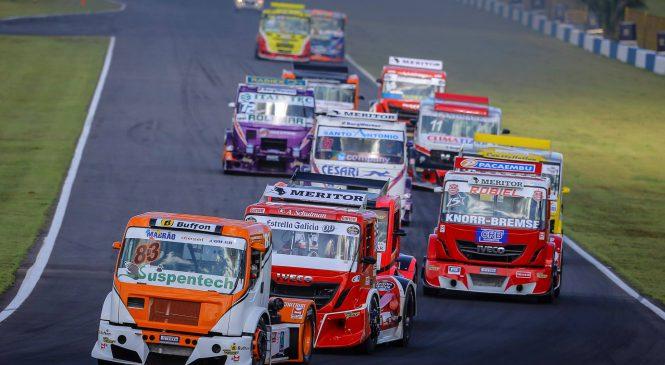 Copa Truck abre temporada 2018 em Cascavel