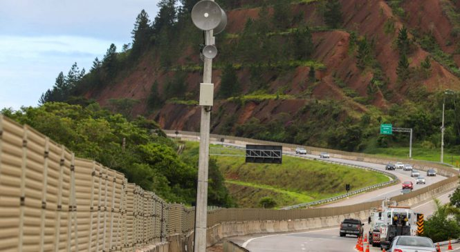 Rodovia Tamoios passa a oferecer wi-fi ao usuário