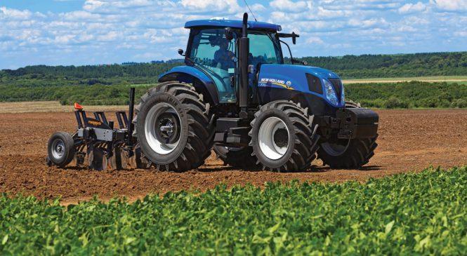 Parceria entre New Holland e Climate Corporation garante ao produtor análise em tempo real de dados agrícolas
