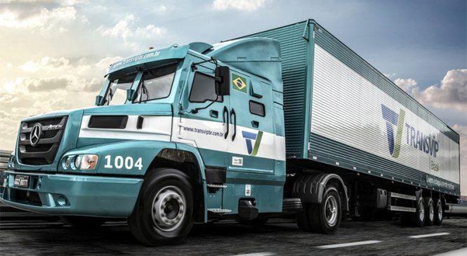 Transvip Brasil levará carreta blindada para a Intermodal 2018
