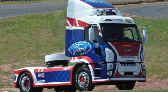 Ford Caminhões é a nova parceira da Copa Truck 2018 que dá a largada em Cascavel