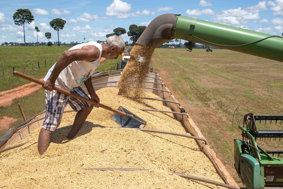 Na rota da soja, caos logístico continua, mas muda de lugar em 2018