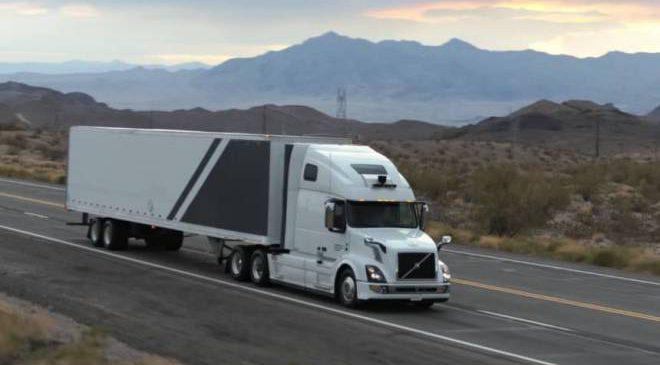Caminhões autônomos da Uber começam a fazer transporte comercial de carga