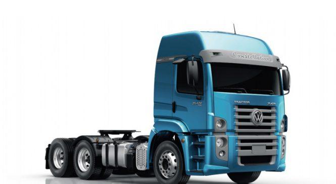 Extrapesados MAN/Volkswagen têm condições especiais na Apta Caminhões e Ônibus
