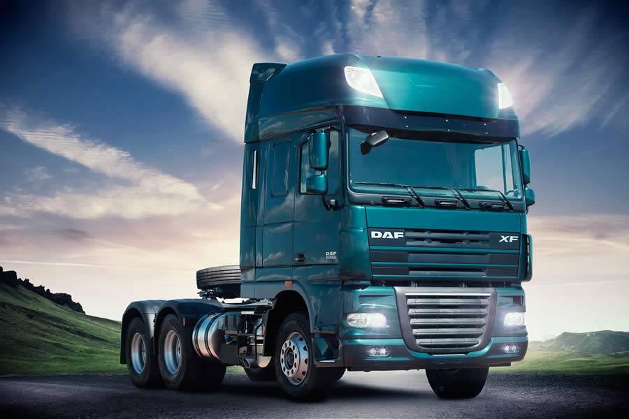 DAF Caminhões lança nova opção de cor para seus modelos