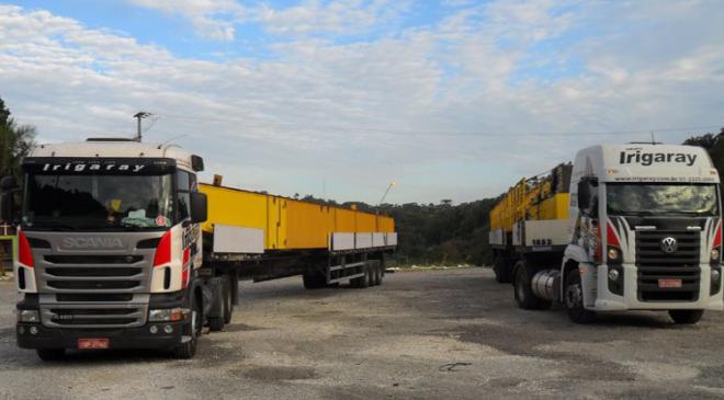 Grupo Irigaray abre vagas para motorista truck e operador de guindaste em RS
