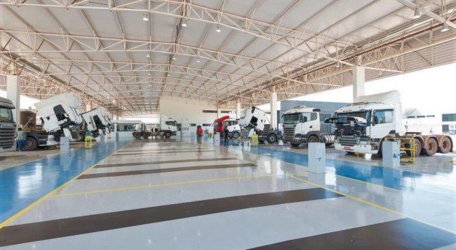 Cuiabá ganha a maior casa Scania do Centro-Oeste